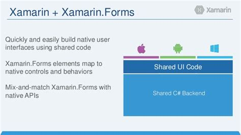 xamarin forms layout performance designing cross platform user interface with native
