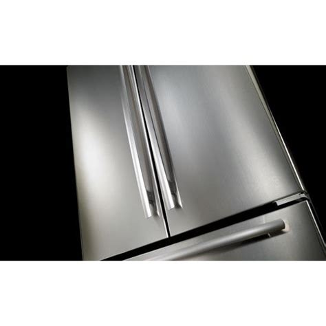 jenn air cabinet depth french door refrigerator jfc2290rem jenn air 174 72 counter depth french door