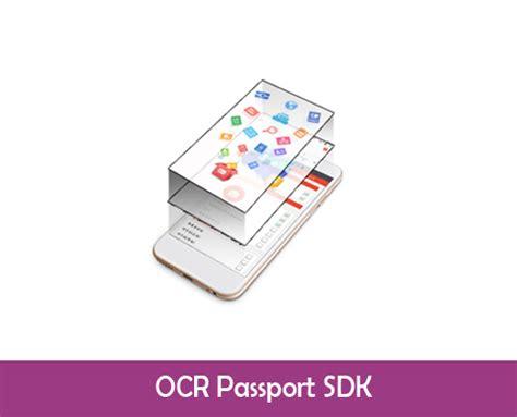 mobile ocr sdk ocr passport sdk archives wacom middle east