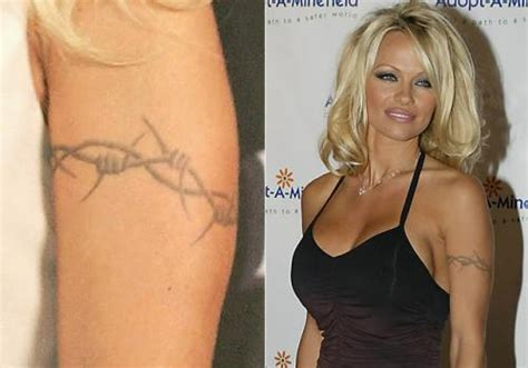 pam anderson tattoo removal 100 s of design ideas picture gallery