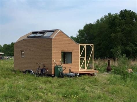 are tiny houses legal woman s legal tiny house in the netherlands