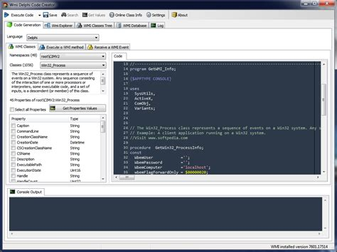 delphi wmi tutorial download wmi delphi code creator statifbeltati blogcu com