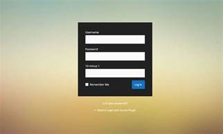 10 best free custom login page plugins for 2017
