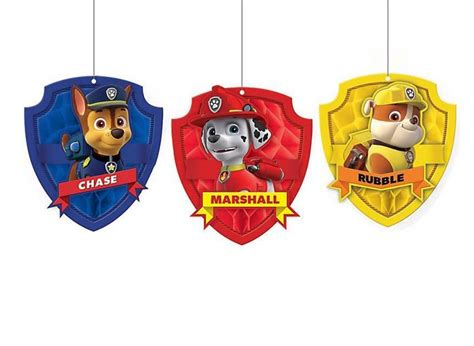 Paw Patrol Decorations by Paw Patrol Supplies Sweet Pea