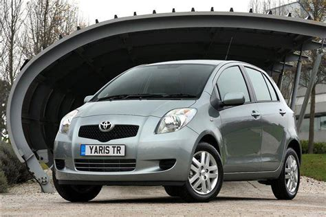 2009 toyota yaris value toyota yaris 2005 2009 used car review review car