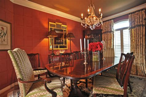 Emerald Green Dining Room Emerald Green Chesapeake Va Traditional Dining Room