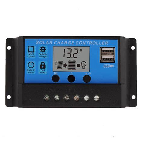 aliexpress buy 10a 20a 30a 12v 24v lcd pwm voltage