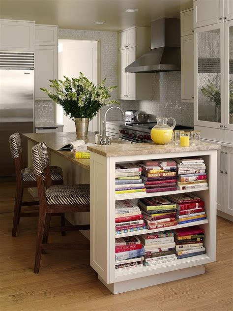 Kitchen Storage Island Trendy Display 50 Kitchen Islands With Open Shelving