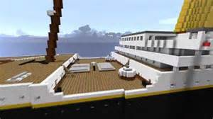 Blueprints For House minecraft the rms titanic 1st version abandoned see