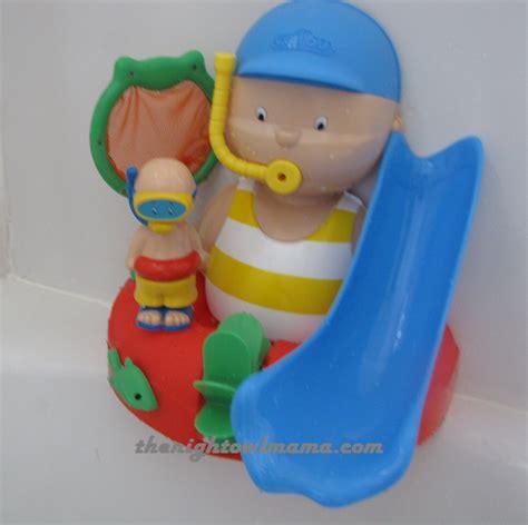 Caillou Bathtub by Bathtub Toys Images
