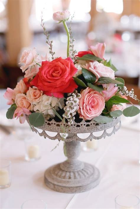 Unique Wedding Centerpieces by Unique Flower Table Arrangements Www Pixshark