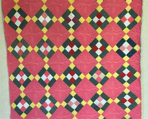 Quilt Works by Bright Cheerful Pinwheel Wical Quilt Works