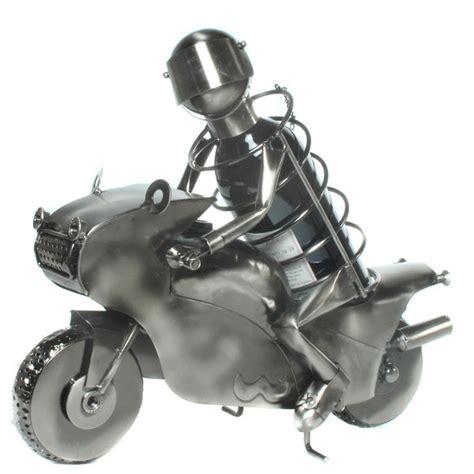 Suche Motorrad Geschenkt by Weinflaschenhalter Motorrad Mit Fahrer Als Geschenk F 252 R