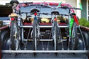 Diy Truck Bed Bike Rack by Truck Bed Bike Rack