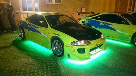 Eclipse From Fast And Furious by The Fast And The Furious Eclipse Replica Awesome Cars