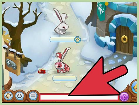 chat  animal jam  steps  pictures