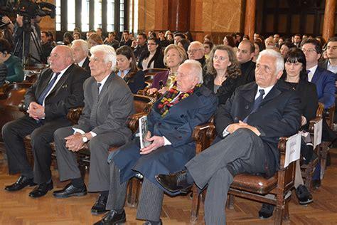 giuseppe consolo professor giuseppe consolo was conferred a doctor honoris