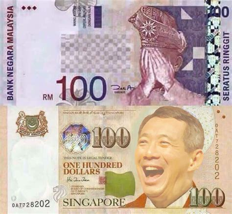 currency sgd malaysian ringgit hits its lowest in history against