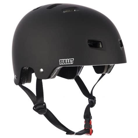 Helm Helmet bullet helmet in black helmets skate lid atbshop co uk