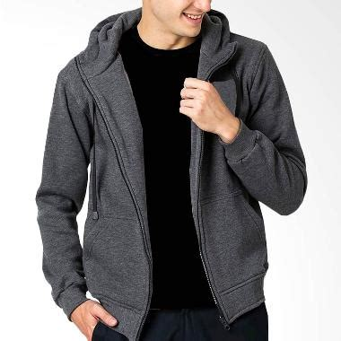 Promo Jaket Sweater Hoodie Zipper Grenzgaenger Untuk Anak Anak jual vm sweater zipper hoodie jaket polos pria abu tua harga kualitas terjamin