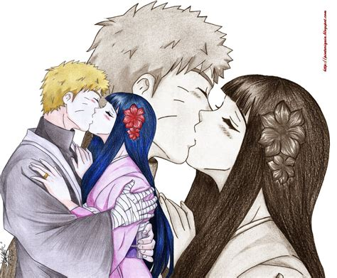 film naruto kiss hinata naruto the last naruto y hinata kiss by shinamvec on
