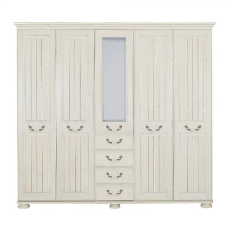 5 door wardrobe bedroom furniture kingstown signature tall 5 door wardrobe at smiths the