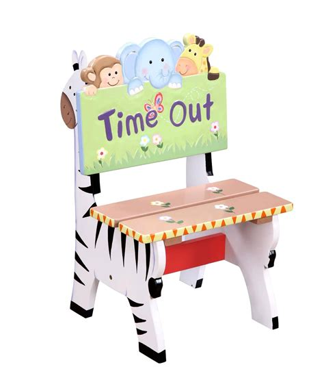 time out bench toddler children s sunny safari time out chair baby n toddler