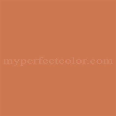 cloverdale paint 8006 tuscan terracotta match paint colors myperfectcolor
