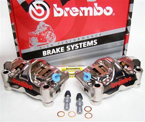 Motorradhersteller Mit B by Brembo Radial Bremszangen Topologieopt Gp4 Rx Cnc 100mm