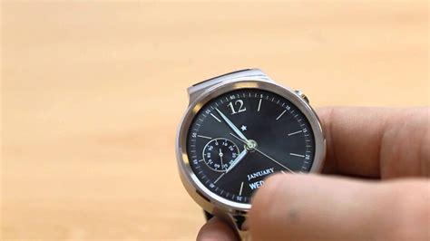 Smartwatch Huawei W1 scurta prezentare meniu smartwatch huawei smartwatch