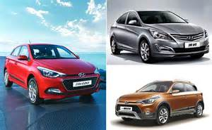 i20 car new 2016 hyundai i20 i20 active and verna updated with new