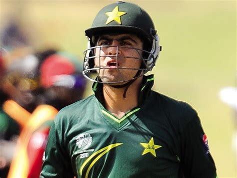 pakistan cricket players wallpapers biography ahmed