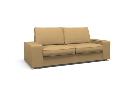 kivik couch cover kivik two seat sofa cover polo camel by covercouch com