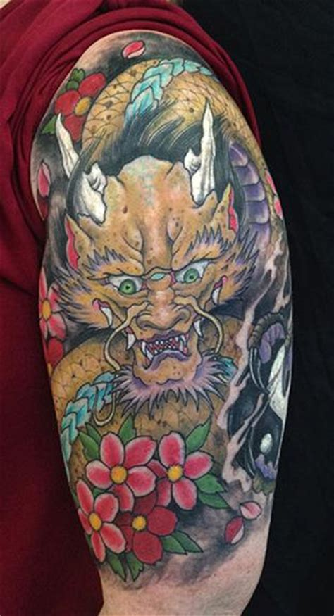 golden dragon tattoo s designs tattoonow