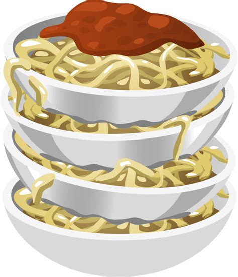 pasta clipart free to use domain pasta clip