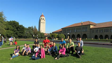 Stanford Mba Class Tour by Safea Program For Financial Regulators