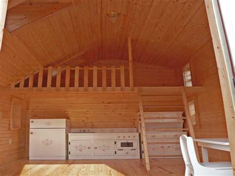 wonderful Tiny House Interior Ideas #2: inside-a-small-log-cabins-small-log-cabin-interior-ideas-lrg-68a2186cf416863b.jpg