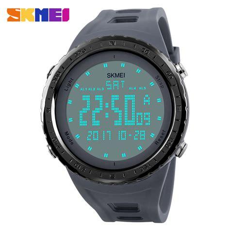 Jam Tangan Pria Cowok Digitec Dg 3045 Digital Original skmei jam tangan digital pria dg1246 black jakartanotebook