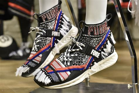 new year shoes 2018 top runway shoes new york fashion week men s 2018