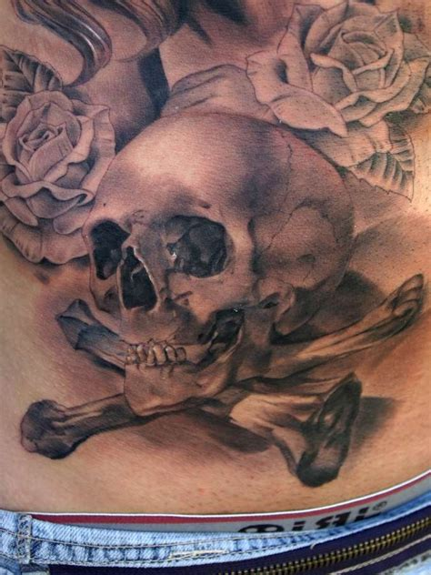 skull and crossbones tattoo designs 55 pirate crossbone tattoos ideas
