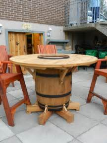 Wine Barrel Patio Table 17 Best Ideas About Whiskey Barrel Table On Barrel Coffee Table Wine Barrel Table
