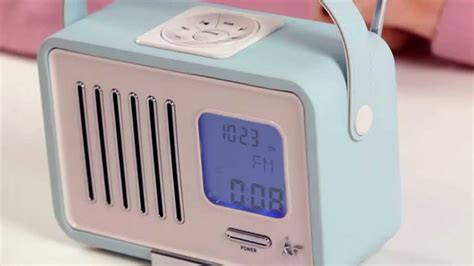 radio swing worldwide swing alarm clock radio review