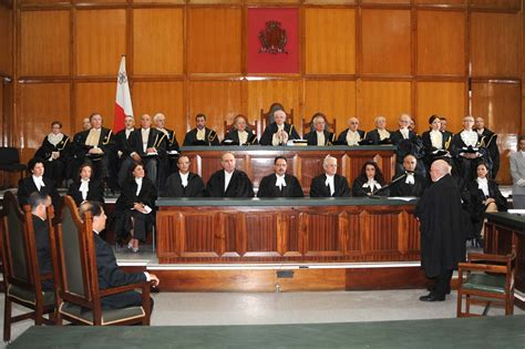 magistrates bench judiciary