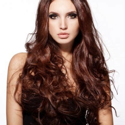 brunette red hairstyles long brunette hair women styler