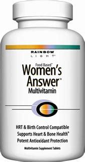 rainbow light multivitamin side effects s answer multi 60 tablets plus where to buy
