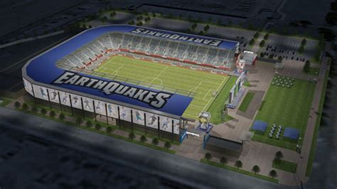 san jose earthquakes stadium map san jose earthquakes stadium could be ready in 2012