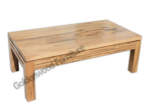 Timber Coffee Table by Marri Wood Timber Coffee Table Ct Gro1a Magolden Wood