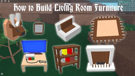 how to build a room lumber tycoon 2 how to build living room furniture