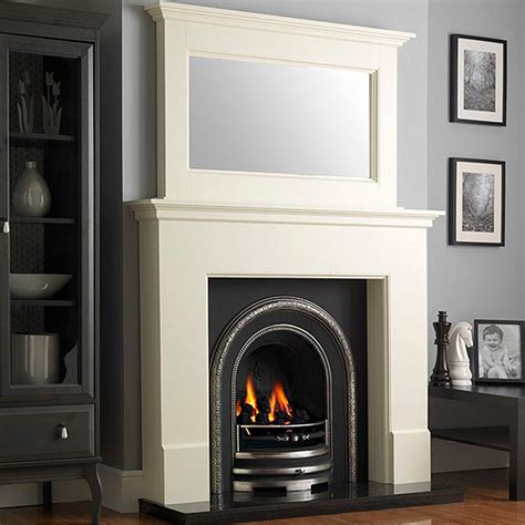 Best Prices Around   GB Mantels Warwick Fireplace Suite