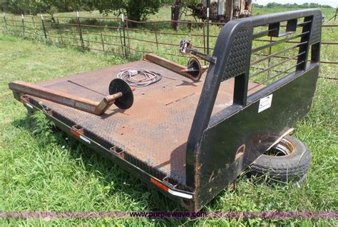 bale bed ag equipment auction colorado auctioneers association